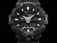 Оригинальные наручные часы CASIO G-SHOCK GA-700-1BER