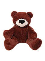 """Мягкая плюшевая игрушка """"Медведь Бублик"""" 50 см Коричневый"""