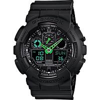 Мужские часы Casio G-Shock GA-100C-1A3 Касио противоударные японские кварцевые