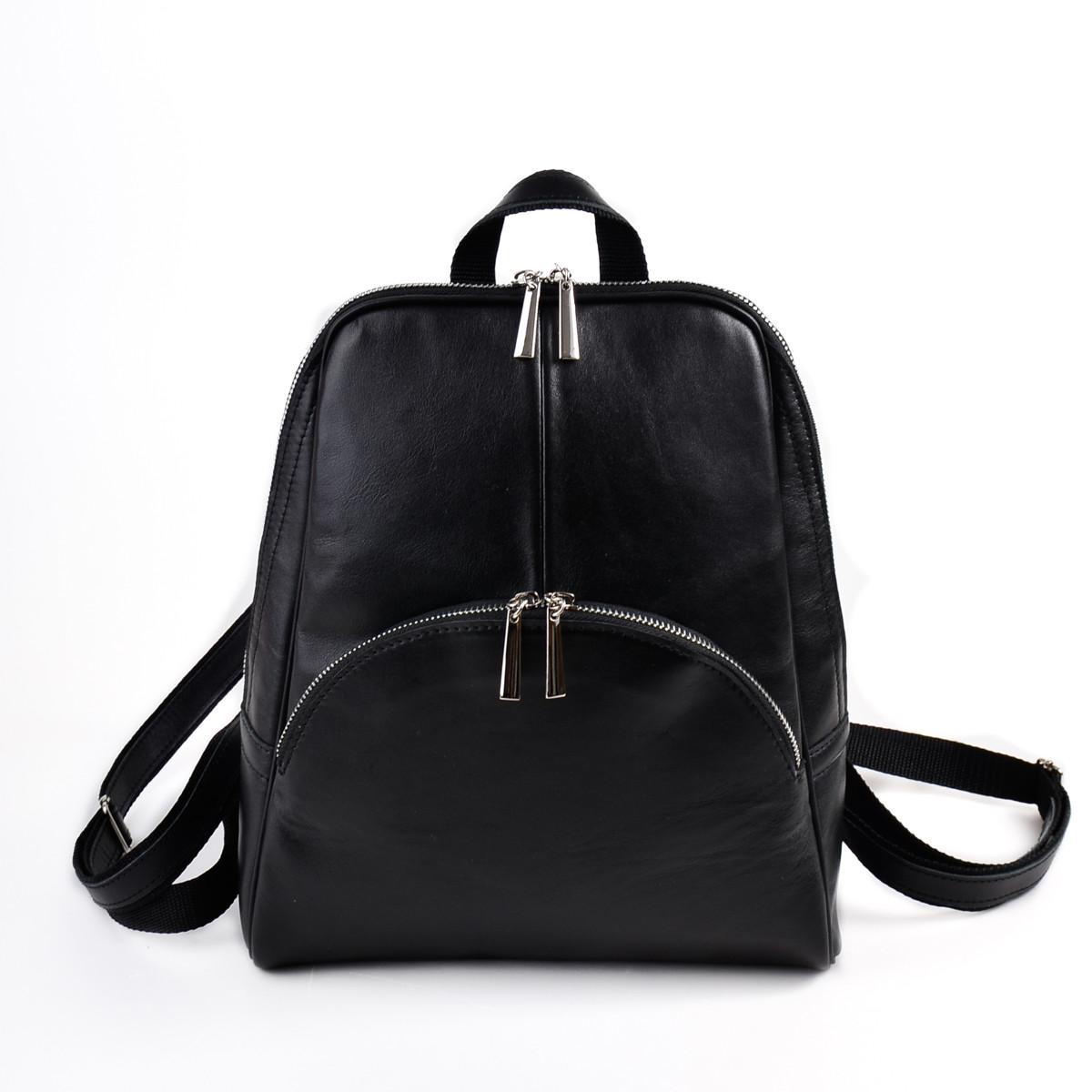 Женский кожаный рюкзак Камелия М135, фото 1