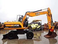 Колёсный экскаватор JCB JS 175 W TAB