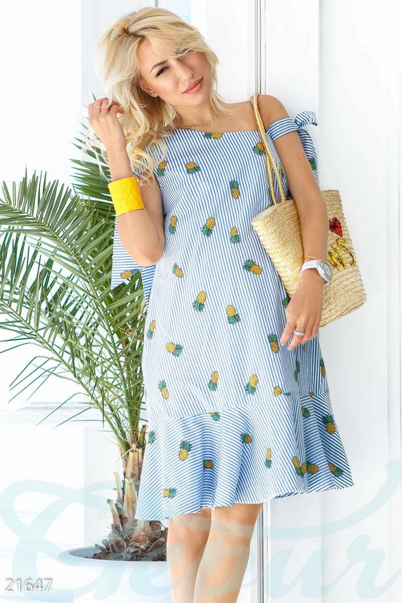 3574b5a171677a7 Летнее платье для будущей мамы. - Гарна пані - е-магазин жіночого одягу в