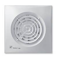 Малошумный вытяжной вентилятор SILENT-100