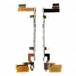 Шлейф для Sony E6603 Xperia Z5/E6653/E6683 с кнопкой включения, громкости, камеры, микрофоном и вибромотором