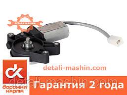 Моторедуктор стеклоподъемника ВАЗ 2110 левый(квадрат) 12В, 30Вт (пр-во ДК) 2110-3730611