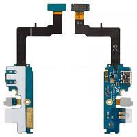 Шлейф для Samsung i9105 Galaxy S2 Plus с разъемом зарядки, с микрофоном