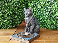 Коллекционная статуэтка Veronese Кошка WU76838AA