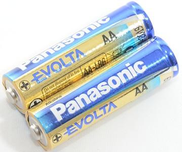 "Батарейки ""PANASONIC"" Evolta AA LR06 BLI (4+2) Alkaline (палец) (6 шт/уп)"