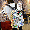 Молодежный рюкзак в стиках, фото 3