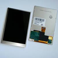 Дисплей (экран) для HTC A6380 Aria, T5555 Touch HD mini, Gratia, Liberty, Photon