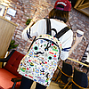 Молодежный рюкзак в стиках, фото 5