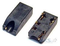 (Коннектор) Aksline Разъем гарнитуры Samsung C3330 / S5300 Pocket / S5360 Galaxy Y / S5363 / S6802
