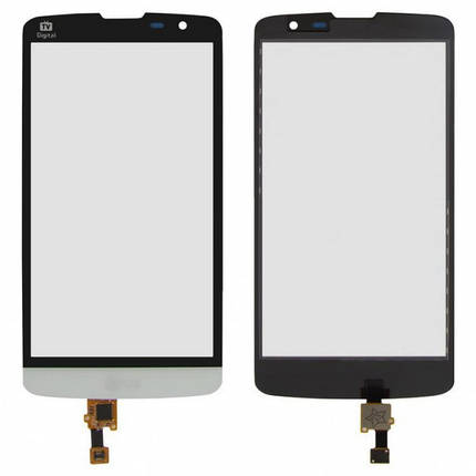 Сенсор (тачскрин) для LG D331/D335 L Bello Dual Sim белый, фото 2