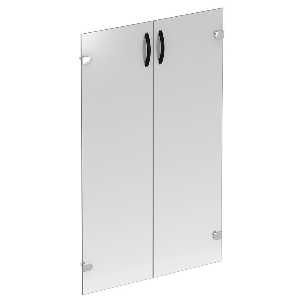 Двери (680х4х1080мм) стекло