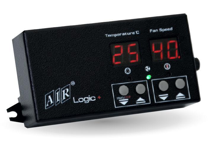 Регулятор температуры AIR logic метал