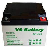 Аккумуляторная свинцово-кислотная батарея VS-Battery VS GP 12-26