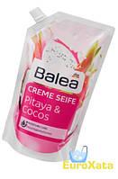 Крем-мыло (запаска) Balea Creme Seife Pitaya & Cocos (500мл)