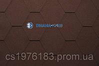 Битумная черепица RUFLEX производство Katepal OY - Коричневый (RUFLEX (производство Katepal OY) SUPER KL )