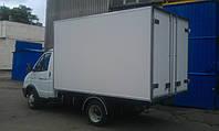 Бескаркасный термический фургон