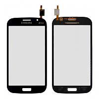 Сенсор (тачскрин) Samsung i9060, i9062 Galaxy Grand Neo Duos синий