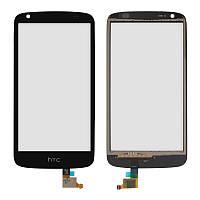 Сенсор (тачскрин) HTC Desire Dual Sim 326G Black