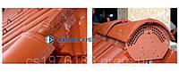 Расходные материалы Polytuil - Вентиляция конька BWK, черный (Вентиляция)
