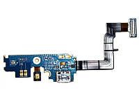 Шлейф для Samsung i9100 Galaxy S2 с разъемом зарядки и микрофоном
