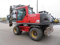 Колёсный экскаватор Volvo EW 160B