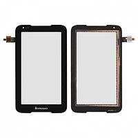 Сенсор (тачскрин) для планшета Lenovo A1000 IdeaTab 7 черный