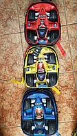 Рюкзак школьный для мальчика машина размер 37х27х10