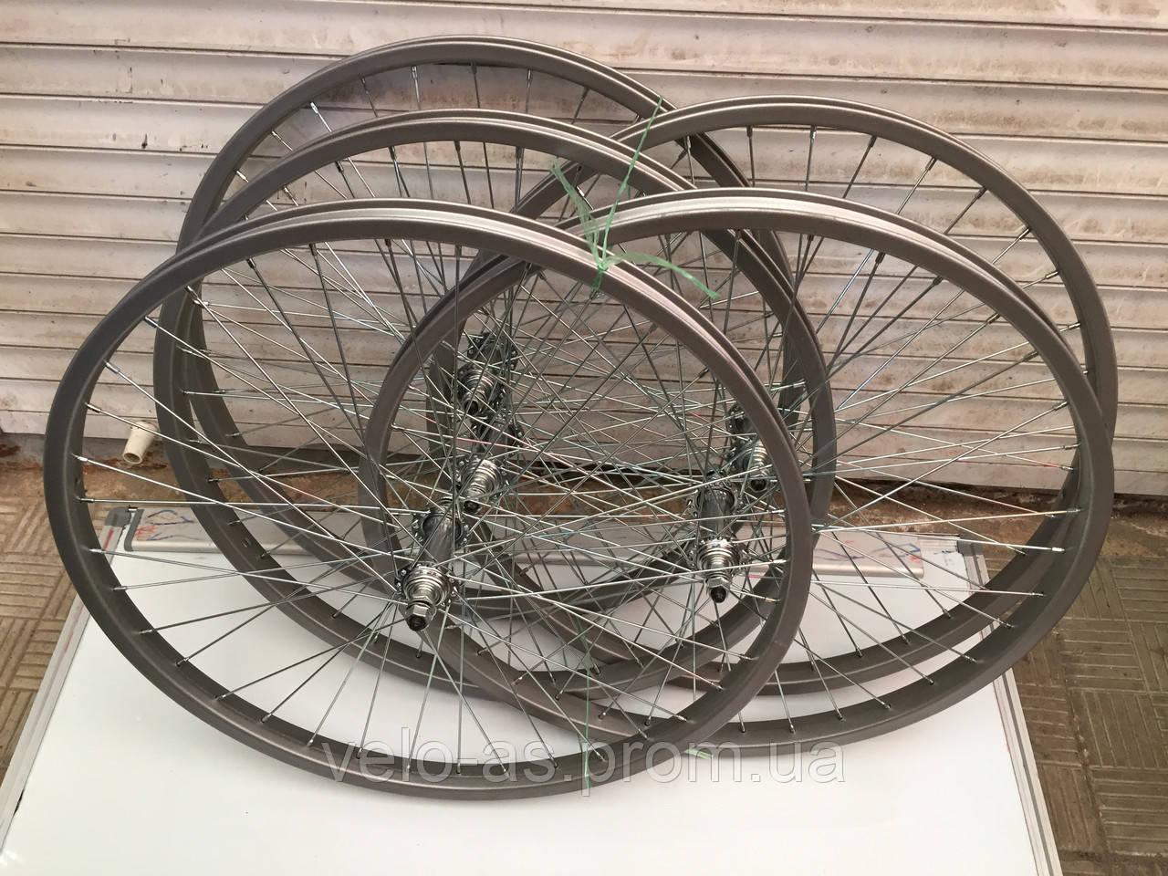 колесо 24 переднее Таир стальное