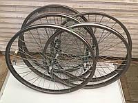 колесо 24 переднее Таир стальное, фото 1