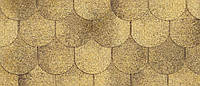Битумная черепица RUFLEX ORNAMI - Песчаный берег