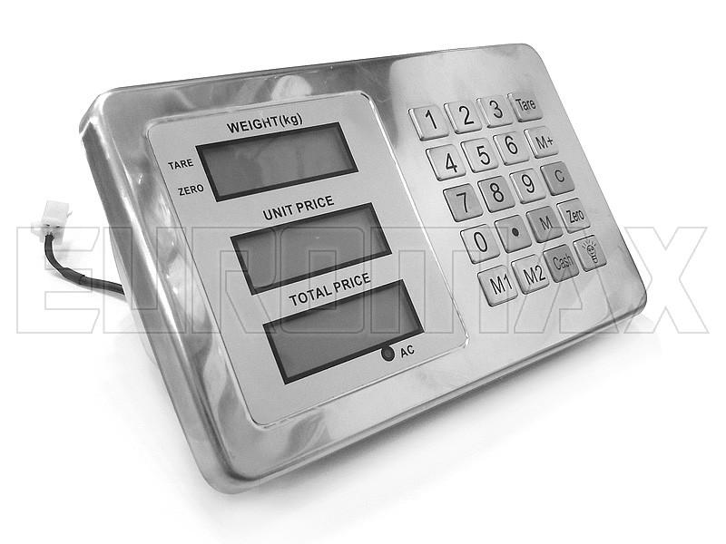 Дисплей (голова) BITEK для платформенных весов металлические кнопки YZ-G5S-HEAD