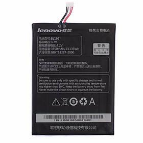Аккумулятор (Батарея) для планшета Lenovo A2107/A2207 (BL195/L12T1P31) (3550 mAh)
