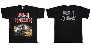 Рок футболка: