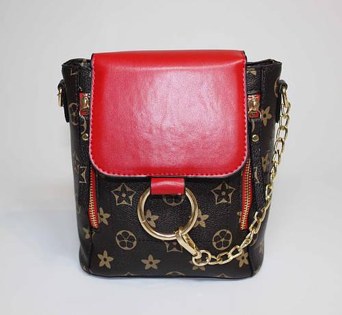 7a742045cedd Женский рюкзак-сумка маленького размера: продажа, цена в Хмельницком.  рюкзаки городские и спортивные от