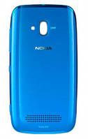 Задняя крышка для Nokia 610 Lumia синяя