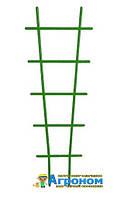 Лесенка (опора) для цветов зеленая 65 см