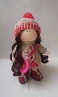 Кукла Снежка, Большеножка под заказ, выбор дизайна, фото 1