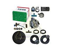 Комплект гбо 2 поколение инжектор ВАЗ 2108-2115