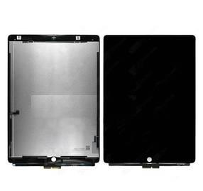 Дисплей (экран) для Apple iPad Pro 12.9  с сенсором (тачскрином) черный