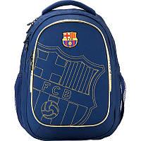 Рюкзак / Ранец / Портфель школьный Kite 8001 FC Barcelona