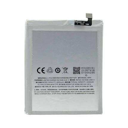 Аккумулятор (Батарея) для Meizu BT61C M3 Note L681H (4050mAh) Оригинал, фото 2