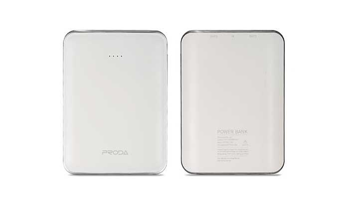 PowerBank Proda Mink PPL-22 10000mAh White
