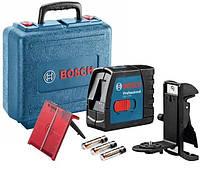 Лазерный нивелир Bosch GLL 2-15 + BM3