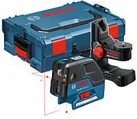 Лазерный нивелир Bosch GCL 25 + BM1(L-Boxx)