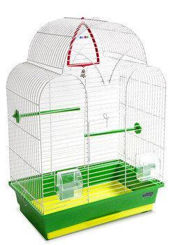 Клетка для птиц Природа Изабель - 1 (44 х 27 х 61 см)