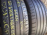 Шины бу 255/45 R20 Dunlop