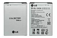 Аккумулятор (Батарея) LG D331/D335/D380/D405/D410/D415/D722 /D724/H502/H522/X155 BL-54SH (2540 mAh) Оригинал